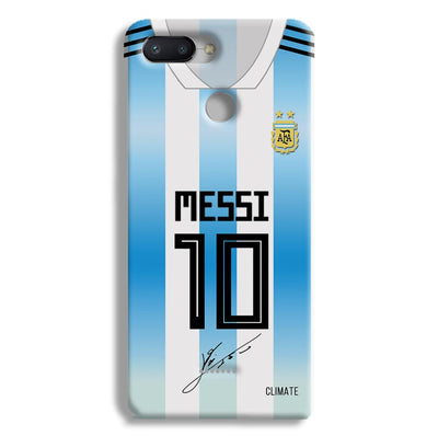 Messi Jersey Redmi 6 Case