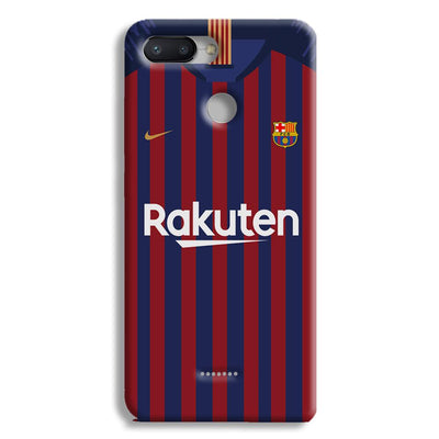 Barcelona Home Redmi 6 Case