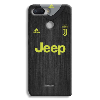Juventus Third Redmi 6 Case