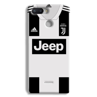Juventus Home Redmi 6 Case