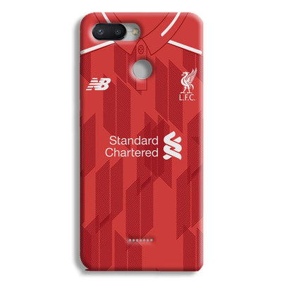 Liverpool Home Redmi 6 Case