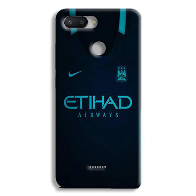 Manchester City Away Jersey Redmi 6 Case