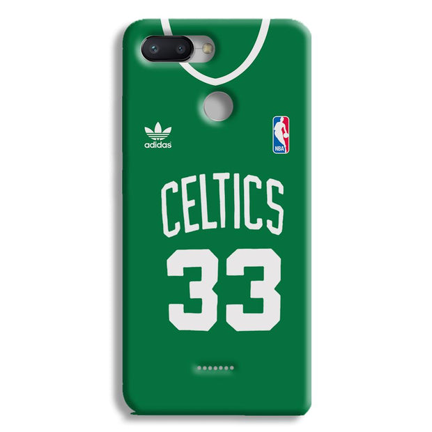 Celtics Redmi 6 Case