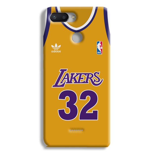 Lakers Redmi 6 Case