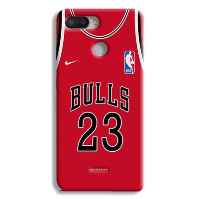 Bulls Redmi 6 Case