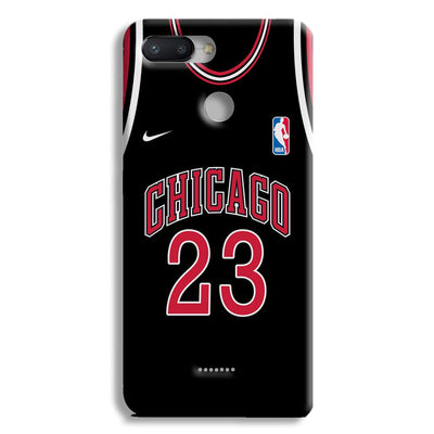 Chicago Redmi 6 Case