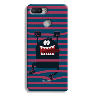 Laughing Monster Redmi 6 Case