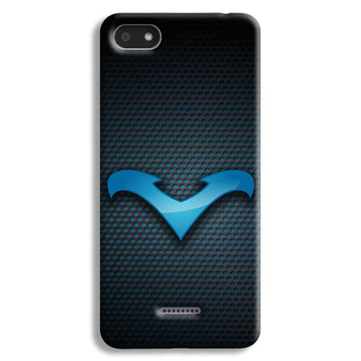 Nightwing Blue Redmi 6A Case