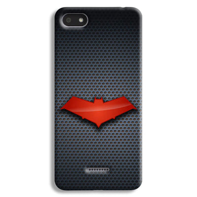 Red Hood Batman Redmi 6A Case