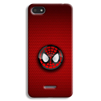 Spider Man Logo Redmi 6A Case