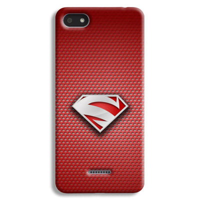 Superman Red Redmi 6A Case