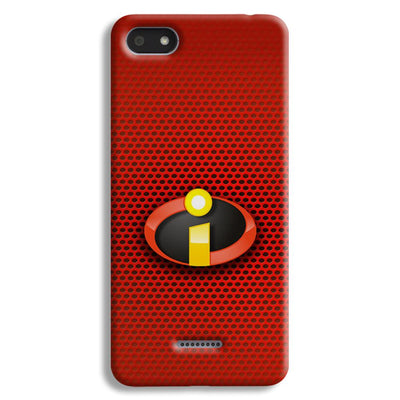 The Incredibles Redmi 6A Case
