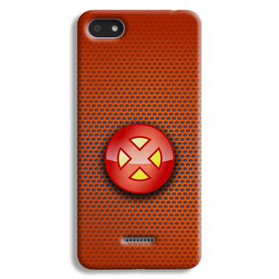 X Man Redmi 6A Case