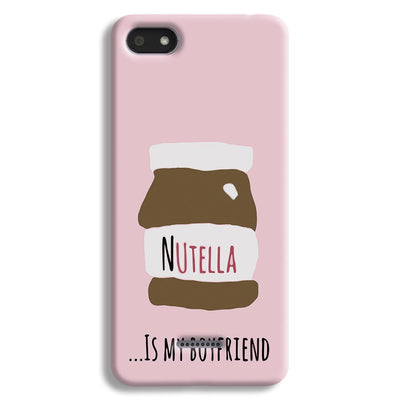 Nutella Redmi 6A Case