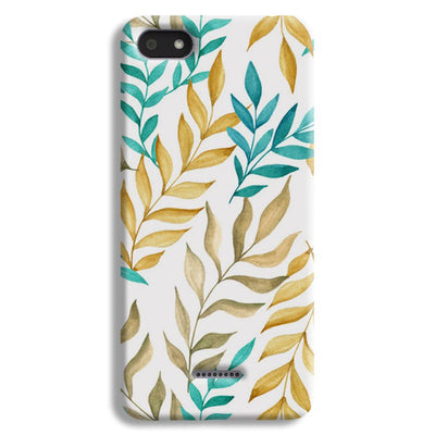 Tropical leaves  Redmi 6A Case