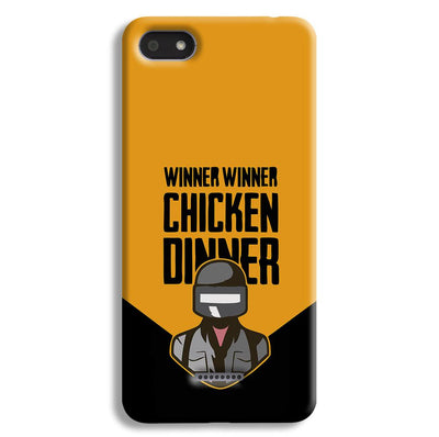 Pubg Chicken Dinner Redmi 6A Case