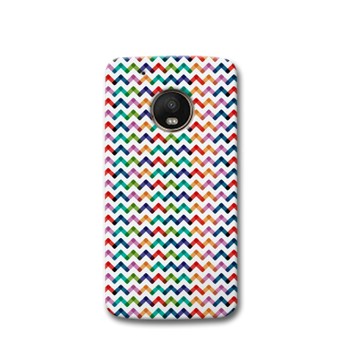 Colors Chevron Moto G5s Case