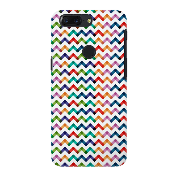 Colors Chevron OnePlus 5T Case