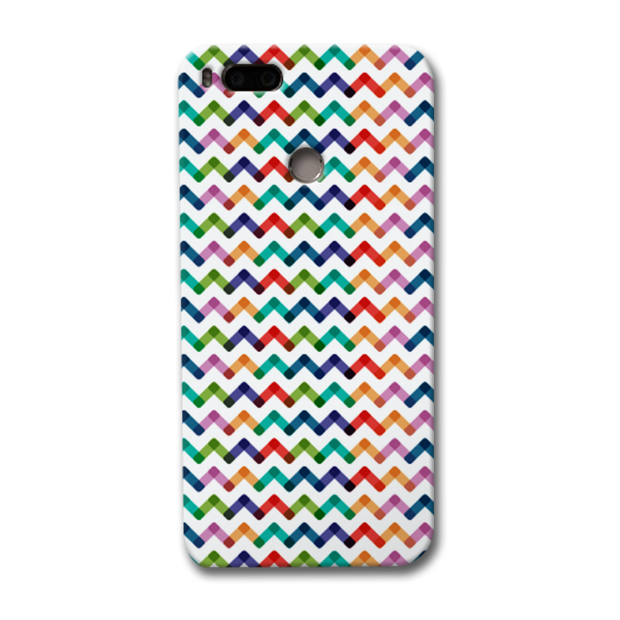 Colors Chevron Redmi Mi A1 Case