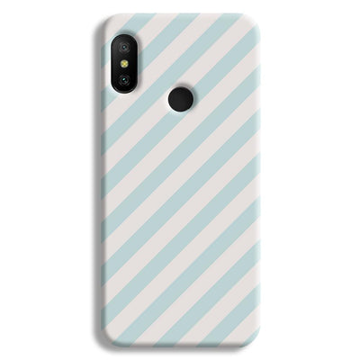 Stripe Pattern Redmi A2 Lite Case