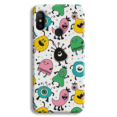 The Monsters Redmi 6 Pro Case