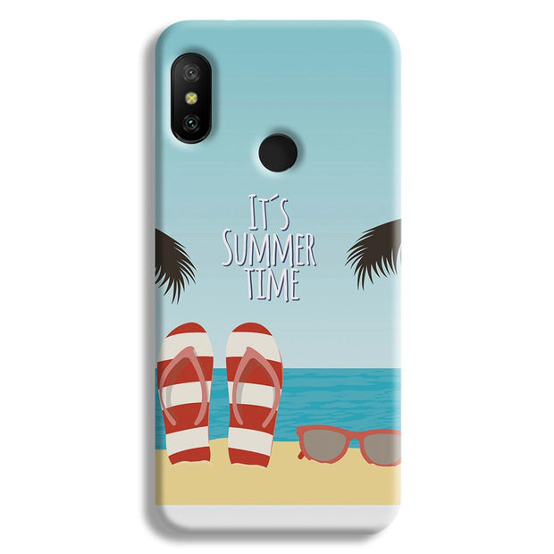 It's Summer Time Redmi 6 Pro Case