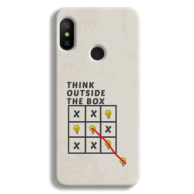 Think Outside the Box Redmi A2 Lite Case