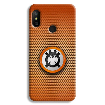 Orange Lantern Redmi 6 Pro Case