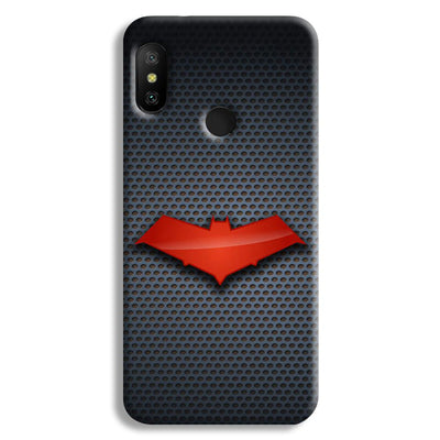 Red Hood Batman Redmi 6 Pro Case