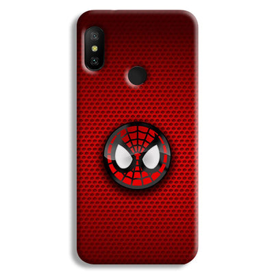 Spider Man Logo Redmi A2 Lite Case