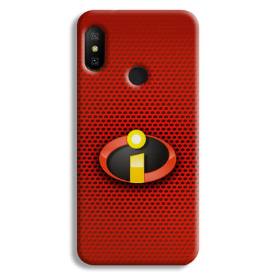 The Incredibles Redmi 6 Pro Case