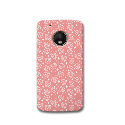 Diomonds Pattern Moto G5s Case