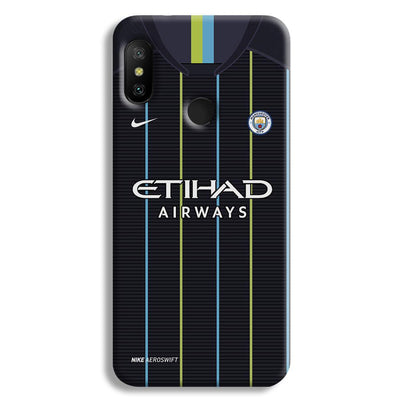 Manchester City Away Redmi 6 Pro Case