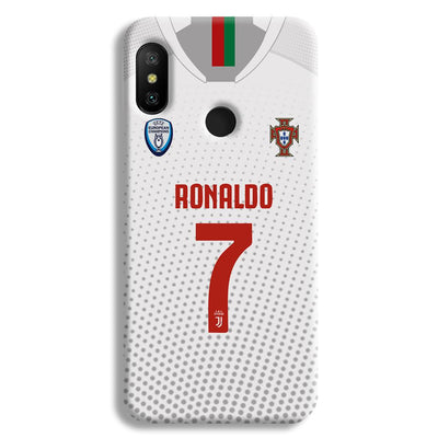 Portugal Away Redmi 6 Pro Case