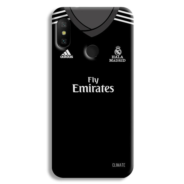 Real Madrid Away Redmi 6 Pro Case