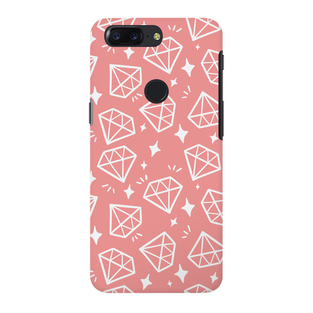 Diomonds Pattern OnePlus 5T Case