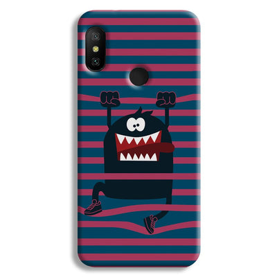 Laughing Monster Redmi 6 Pro Case