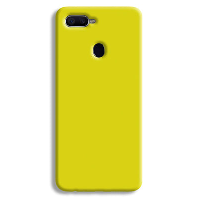 Yellow Redmi A2 Lite Case