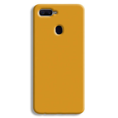 Yellow Ochre Redmi A2 Lite Case