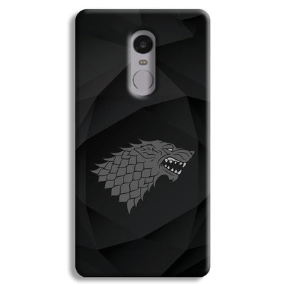 House Stark Redmi Note 4 Case