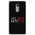 ALL MEN MUST DIE Redmi Note 4 Case