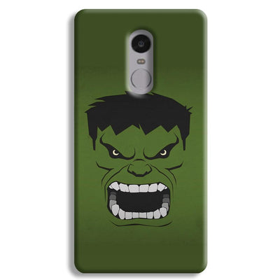Hulk Power Redmi Note 4 Case