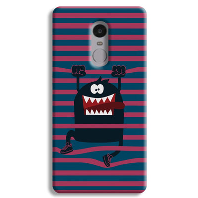 Laughing Monster Redmi Note 4 Case