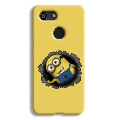 Laughing Minion Google Pixel 3 Case