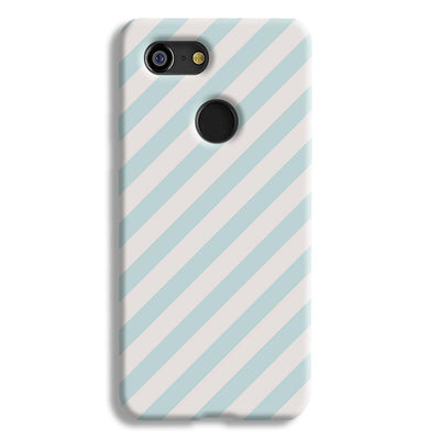 Stripe Pattern Google Pixel 3 Case