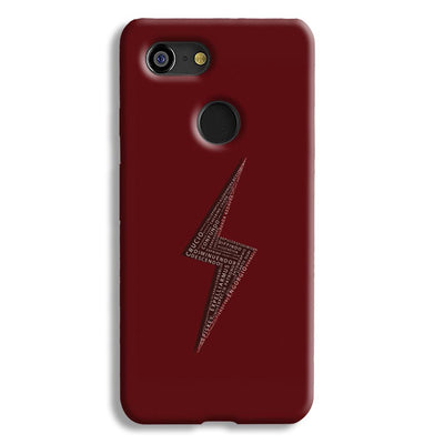 Harry Potter Google Pixel 3 Case