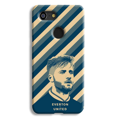 EVERTON UNITED Google Pixel 3 Case