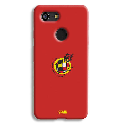 Spain Google Pixel 3 Case