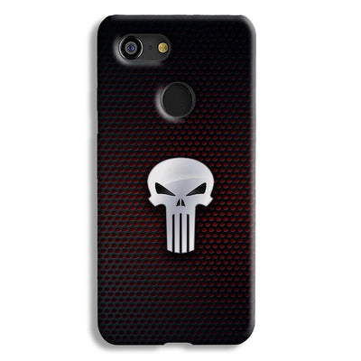 Punisher Google Pixel 3 Case