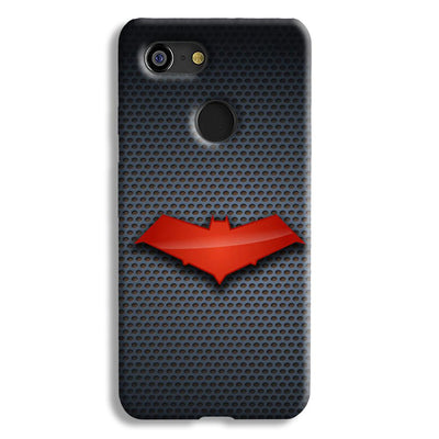 Red Hood Batman Google Pixel 3 Case
